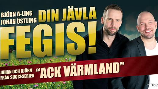 Bild för Din jävla fegis, 2017-03-18, Jönköpings Teater