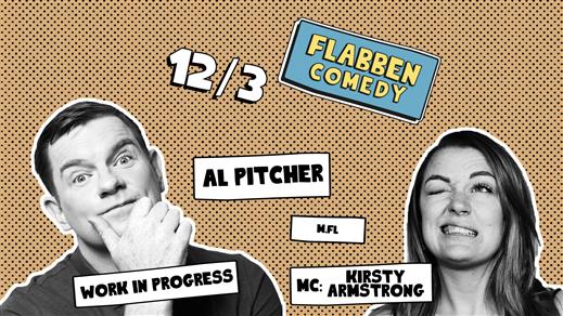 Bild för Flabben | Al Pitcher (work in progress) m fl, 2020-03-12, Broken Dreams