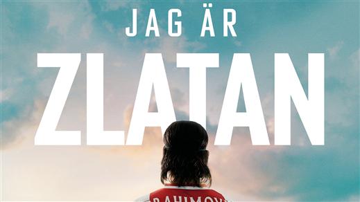 Bild för Kvällsbio - Jag är Zlatan (Sv. txt), 2021-09-15, Ersboda Folkets Hus