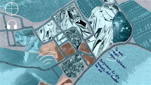 Bild för Kartan över oss, 2020-04-25, Teatercaféet