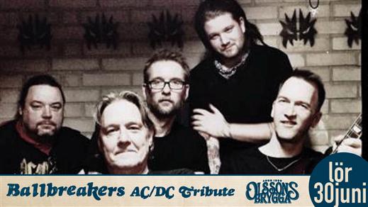 Bild för Ballbreakers AC/DC Tribute, 2018-06-30, Olssons Brygga
