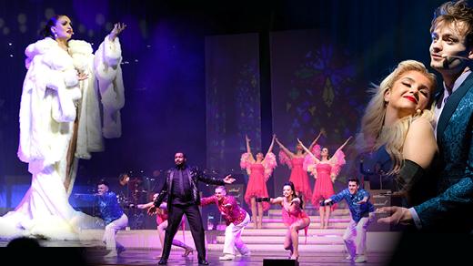Bild för Andrew Lloyd Webber Gala, 2020-03-05, Konserthuset