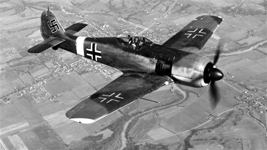 Bild för Tyska flygare under andra världskriget, 2020-01-25, Flygvapenmuseum