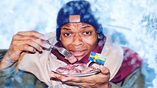 Bild för Surviving In Sweden As An African, 2021-11-27, Humanistiska Teatern