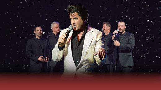 Elvis Christmas - Konserthuset - Jönköping - 11 december 2021