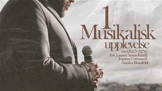 Bild för En musikalisk upplevelse i Östersund, 2018-03-10, Gamla teatern Östersund