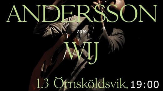 Bild för Tomas Andersson Wij, 2019-03-01, Folkan Teater