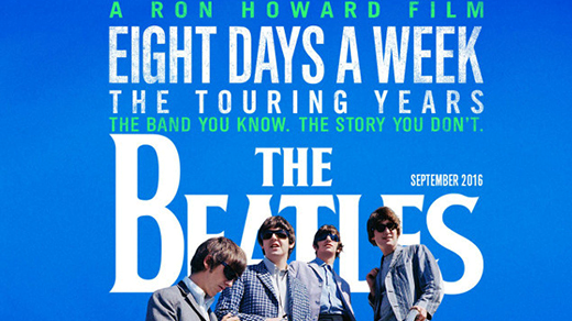 Bild för The Beatles: Eight Days a Week, 2016-09-24, Biosalongen Folkets Hus
