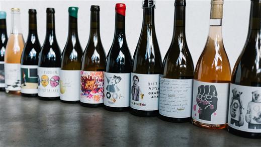 Bild för Provning av Wine Mechanics årgång 2020 + middag!, 2021-05-06, Wine Mechanics
