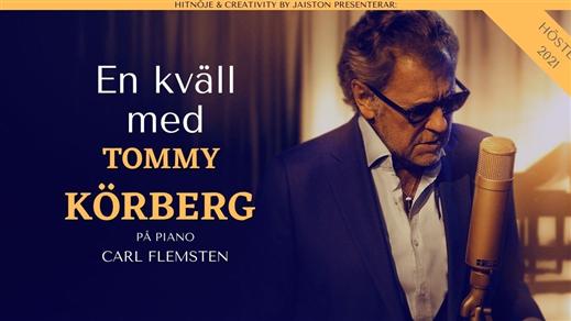 Bild för En kväll med Tommy Körberg, 2022-04-24, Konsertsalen Culturum