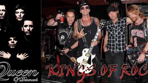 Bild för Kings Of Rock & Queens of Denmark, 2017-07-01, Aneby Folkets Park