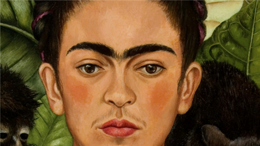 Bild för Hyllning till Frida Kahlo, 2021-09-05, Förslövs bygdegårds Teaterscen