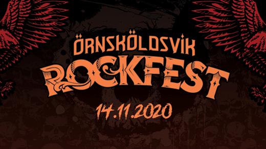 Bild för Örnsköldsvik Rockfest (Early Bird Biljetter), 2020-11-14, Bruksgården
