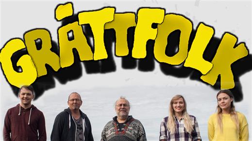 Bild för Musik (at) Havremagasinet presenterar Gråttfolk, 2018-04-21, Havremagasinet