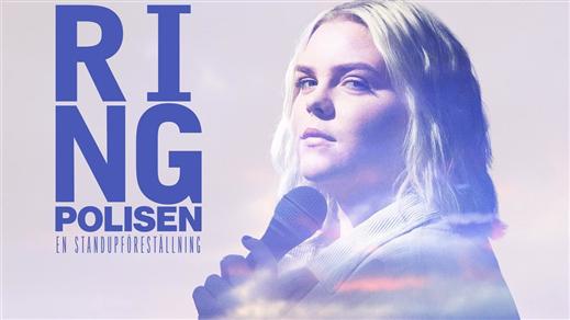 Bild för Johanna Nordström - Ring polisen, 2021-10-28, Konsertsalen Culturum