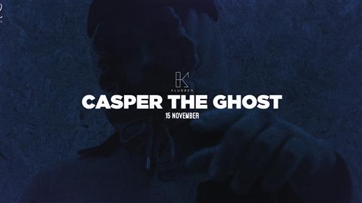 Bild för Casper The Ghost på Liljan, 2019-11-15, Liljan