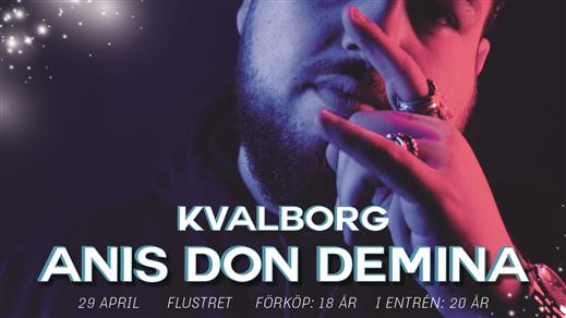 Bild för Kvalborg - Anis Don Demina, 2020-04-29, Flustret