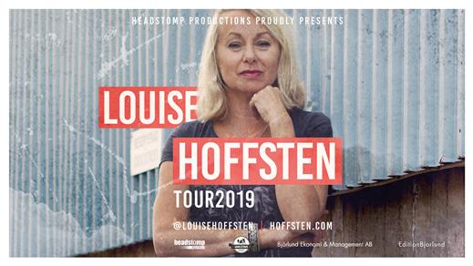 Bild för Louise Hoffsten Tour 2019, 2019-02-08, Arena Varberg,Sparbankshallen