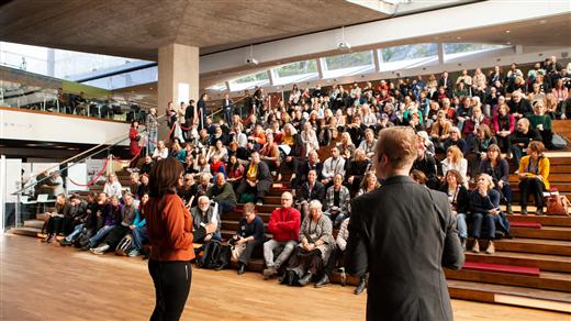 Bild för Stora Sociala Företagsdagen 2021, 2021-10-05, Online