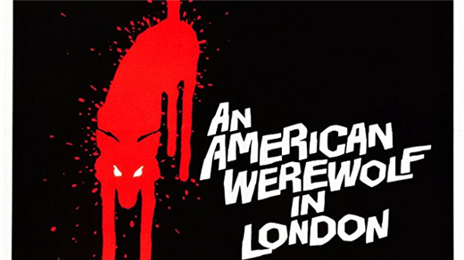 Bild för An American Werewolf in London (1981), 2018-10-16, Draken