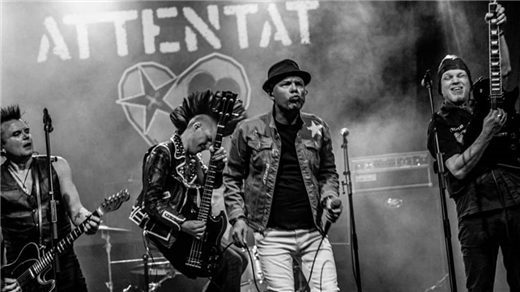 Bild för Riot - festival med ATTENTAT + Käftsmäll mfl., 2021-11-19, Melody Box