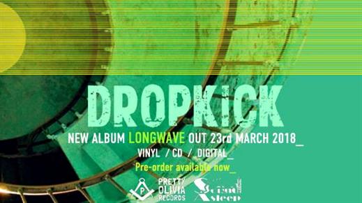 Bild för Dropkick (SCO) + Swedish Polarbears + Arvidson & B, 2018-04-07, Folk Å Rock