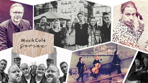 Musikcafé Holaved - Holavedsgymnasiet - Tranås - 13 januari 2021