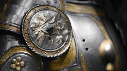 Bild för Digital grundkurs i rustningar och vapen, 2020-11-05, Livrustkammaren