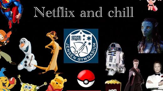 Bild för Jensen, studentskiva - Netflix and chill, 2020-09-01, Flustret