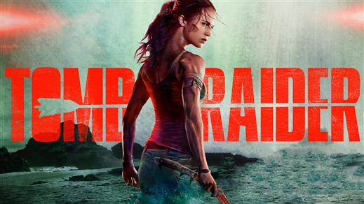 Bild för Tomb Raider, 2018-03-30, Bio Oskar