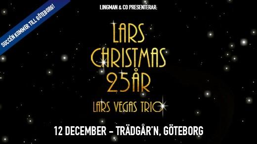 Bild för Lars Vegas Trio, 2017-12-12, RESTAURANG TRÄDGÅR'N