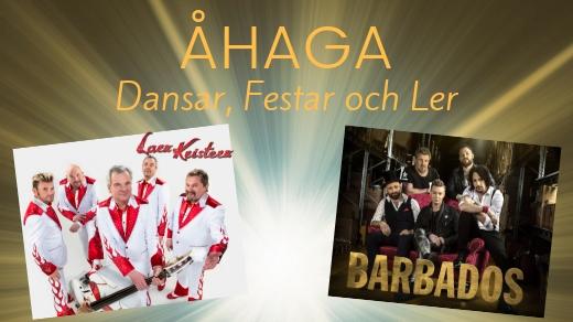 Bild för Barbados & Larz Kristerz - Borås / Åhaga, 2019-01-25, Åhaga