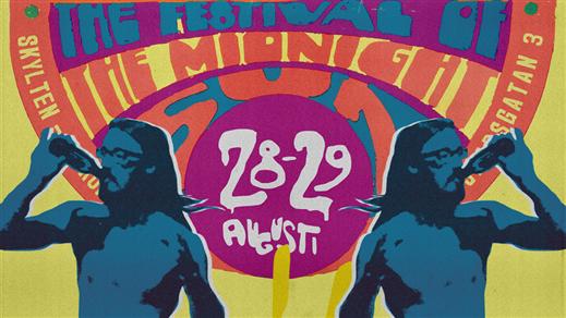 Bild för Festival of the Midnight Sun 50, 2020-08-28, Skylten