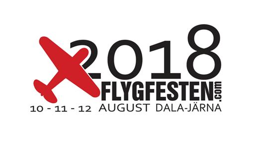 Bild för Flygfesten 2018, 2018-08-10, Flygfesten