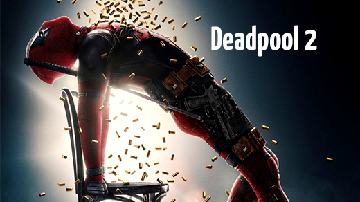 Bild för Deadpool 2, 2018-05-26, Biosalongen Folkets Hus