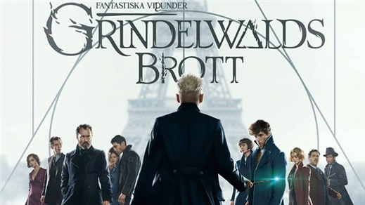 Bild för Fantastiska vidunder: Grindelwalds brott, 2018-11-18, Kulturhuset i Svalöv