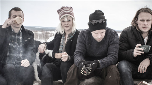 Bild för ÁRA & Nordic, 2016-11-10, East West