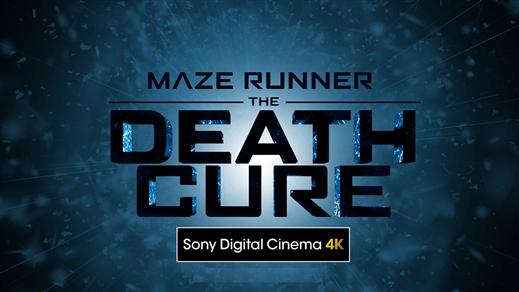 Bild för Maze Runner: The Death Cure, 2018-01-26, Kulturhuset i Svalöv