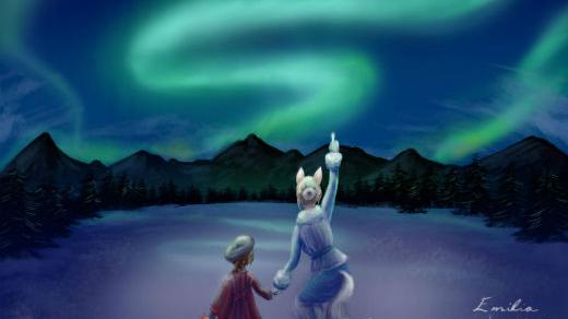 Bild för Sagan om Aurora och Norrskenet | 15 december 13:00, 2019-12-15, Jönköpings Konserthus Elmia #2