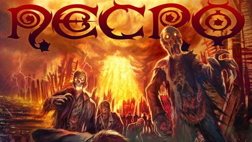 Bild för Necro (US) + Snak The Ripper (CAN), 2018-11-23, Broken Dreams Auditorium