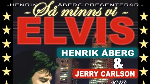 Bild för Så Minns Vi Elvis, 2018-10-11, Parken Götene