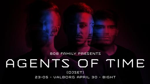 Bild för Agents Of Time - Valborg 30 april - 8IGHT, 2019-04-30, 8IGHT