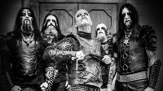Bild för Dark Funeral + support, 2018-11-08, Mejeriet