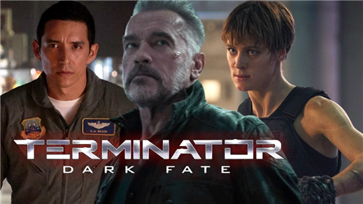 Bild för Terminator: Dark Fate, 2019-10-27, Kulturhuset i Svalöv
