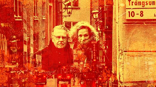 Bild för Mikael Wiehe & Ebba Forsberg tolkar Dylan, 2020-02-27, UKK - Stora salen