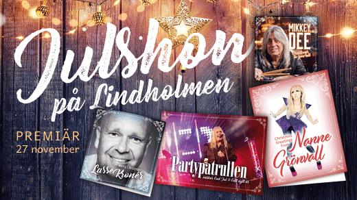 Bild för Julshow på Lindholmen - Julkort från Stjärnorna, 2020-12-12, Kooperativet