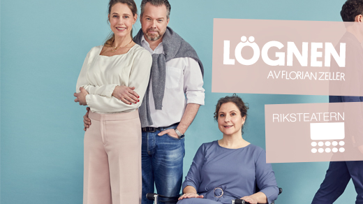Bild för Lögnen, 2018-11-21, Centrumhuset Robertsfors