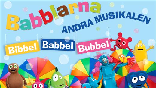 Bild för Babblarna Andra Musikalen - Bibbel Babbel Bubbel, 2020-11-21, Intiman
