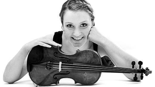 Bild för Uppsala Kammarorkester - Prisbelönt violinist, 2018-03-08, UKK - Stora salen | Musik i Uppland