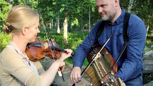 Bild för Klockarens musikaliska värld, 2021-06-22, Strå kyrka